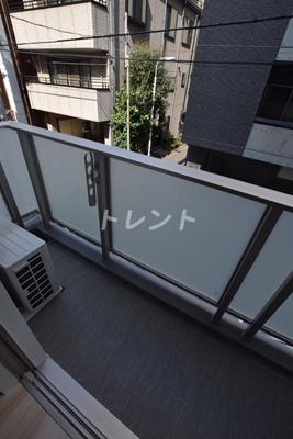 【バルコニー】ラクラス日本橋浜町