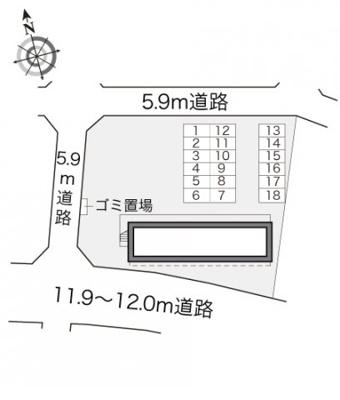 【その他】レオパレス松ヶ丘
