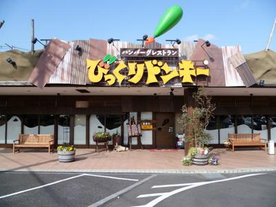 びっくりドンキー竜ヶ崎店まで1,520m