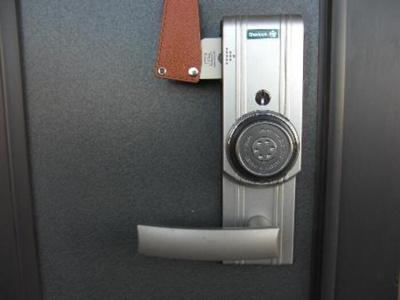 カードキー式玄関錠(シャーロック)