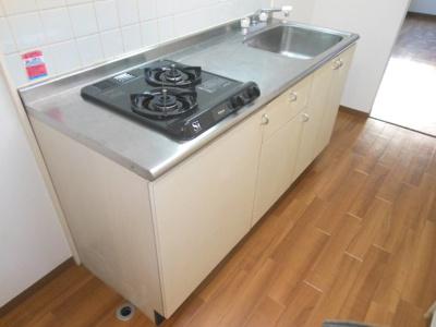 【キッチン】アドウェル三軒茶屋B棟 ペット相談可 駅近 バストイレ別 室内洗濯機置場