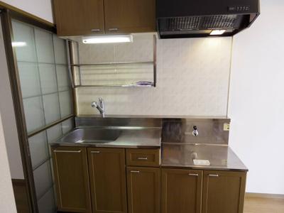 キッチン(浄水器対応型水栓)