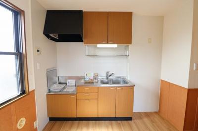 キッチン(浄水器一体型水栓)