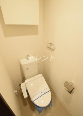 【トイレ】RAXA神田須田町【ラクサ神田須田町】