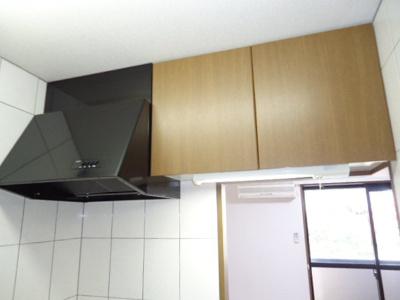 キッチン上部