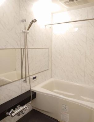 センシア山手大塚のお風呂です。