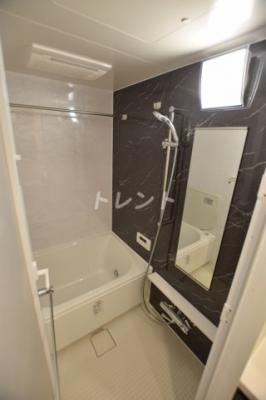 【浴室】ルフォンプログレ四谷