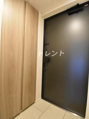 【玄関】ザクラス南麻布【THE CLASS MINAMIAZABU】