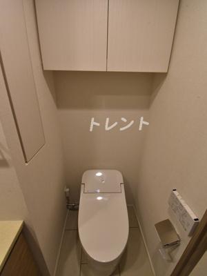 【トイレ】ザクラス南麻布【THE CLASS MINAMIAZABU】