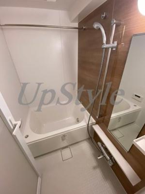 【浴室】ジェノヴィア五反野スカイガーデン