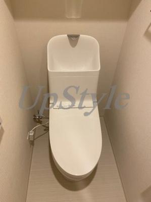 【トイレ】ジェノヴィア五反野スカイガーデン