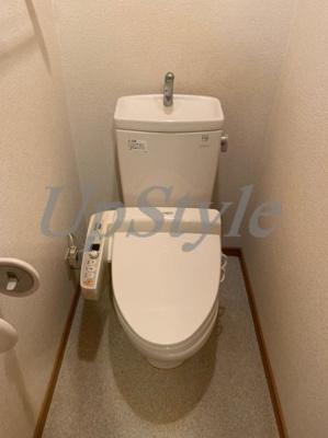 【トイレ】グレース白山