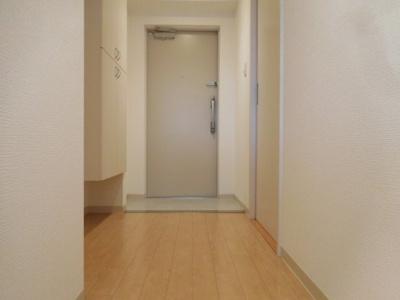 【玄関】ラマージュⅡ