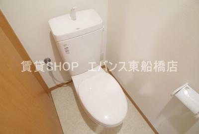 【トイレ】シャンドフルール
