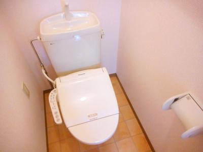 温水洗浄暖房便座