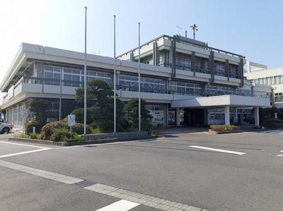 鹿嶋市役所まで1100m