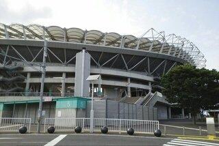 鹿島サッカースタジアムまで3830m