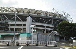 鹿島サッカースタジアムまで1220m