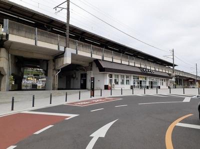 鹿島神宮駅まで2880m