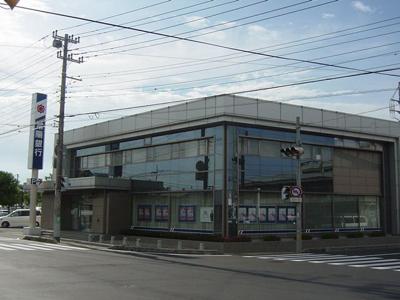 常陽銀行鹿島東支店まで634m