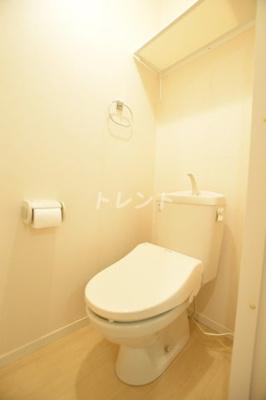 【トイレ】エフローザ小石川