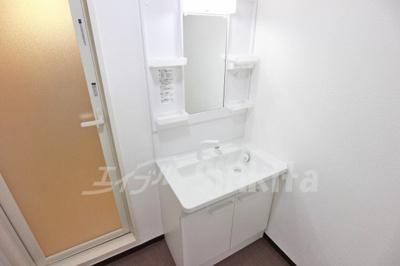 【独立洗面台】ロイヤルハイツ上野西
