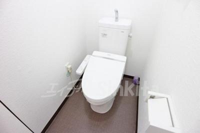 【トイレ】ロイヤルハイツ上野西