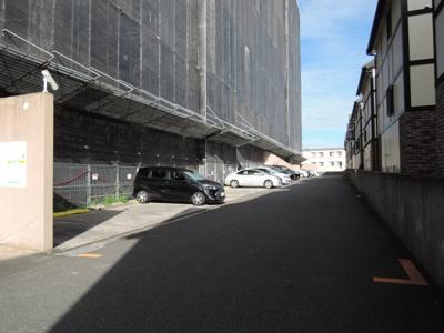 【駐車場】ルナコート千里丘の街