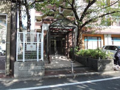 【地図】茨木メディカルビル