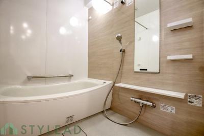【浴室】グランスイート横濱翠の丘