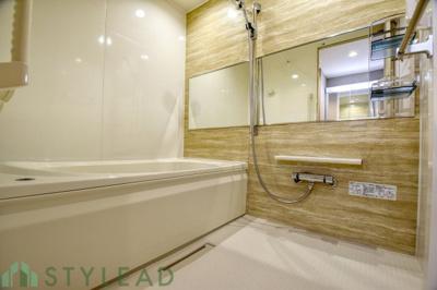 【浴室】ナイスアークステイツ横濱中山