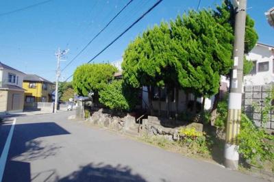 【前面道路含む現地写真】阪南市鳥取三井 中古戸建