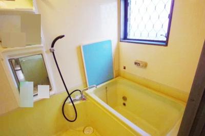 【浴室】阪南市鳥取三井 中古戸建