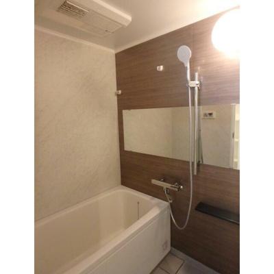 【浴室】ドゥーエ新川(ドゥーエシンカワ)