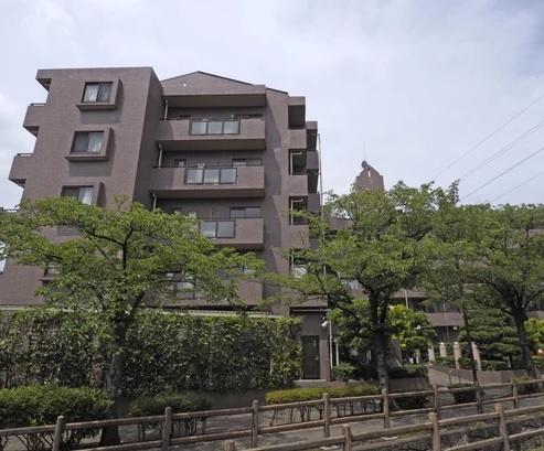 【外観】グリーンコーポ草加松原