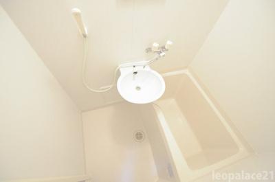 【浴室】レオパレスLACKY