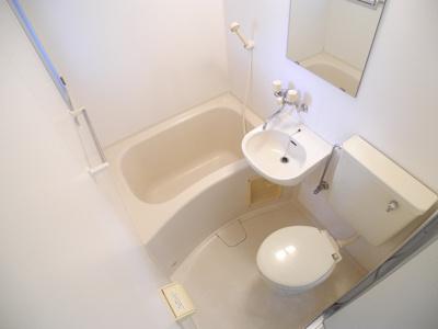 【浴室】サンアイコーポ城山