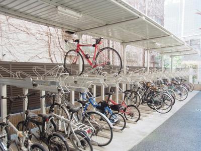 【駐車場】スカイコート浜松町