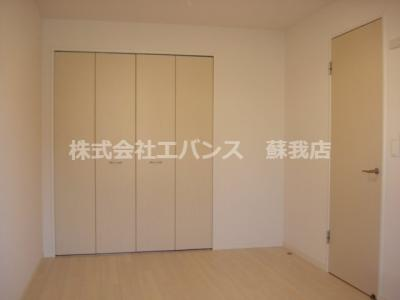 【寝室】ハッピートゥモロー