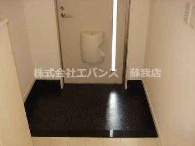 【玄関】ハッピートゥモロー