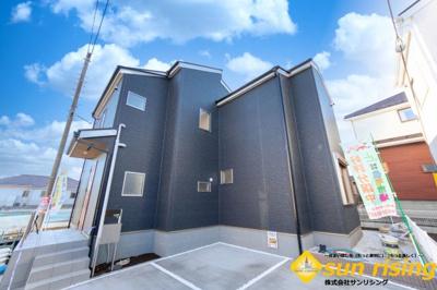 【外観】東大和市芋窪4丁目 新築戸建 全2棟 2号棟