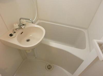【浴室】ロイヤル中十条