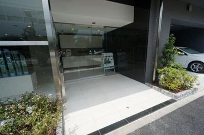 【エントランス】AXAS大森西アジールコート