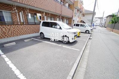 【駐車場】パルハイム