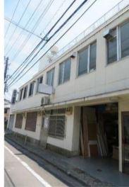 【外観】新宿法人会会館ビル 区分事務所