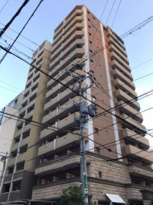【外観】プレサンス心斎橋ザ・スタイル