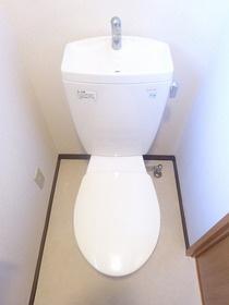 【トイレ】プレール高田馬場