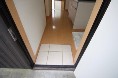 【玄関】カーサ富士見