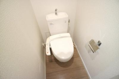 【トイレ】リヴシティ中央区築地