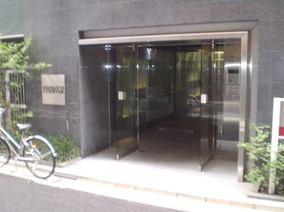 【エントランス】リヴシティ中央区築地